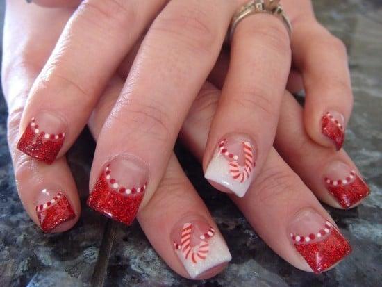 Red Nail Designs 40