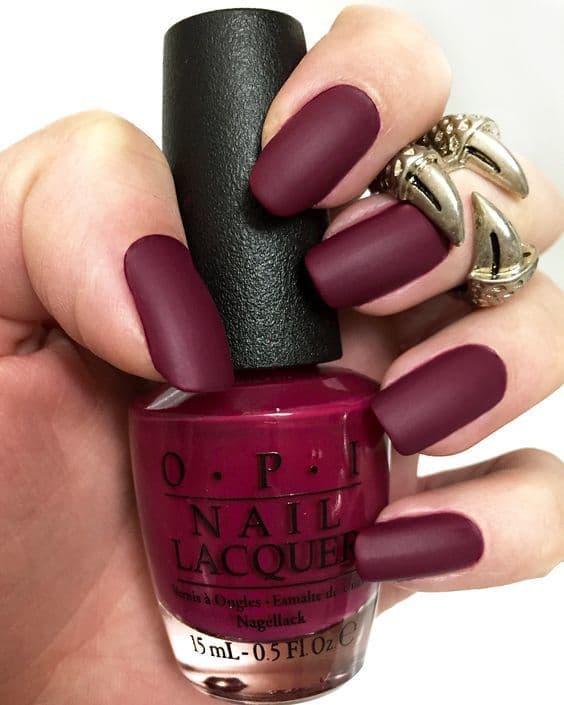Red Nail Designs 42