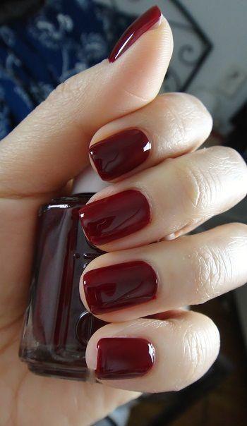 Red Nail Designs 43