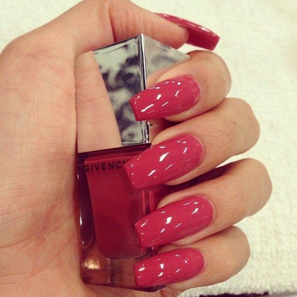Red Nail Designs 47