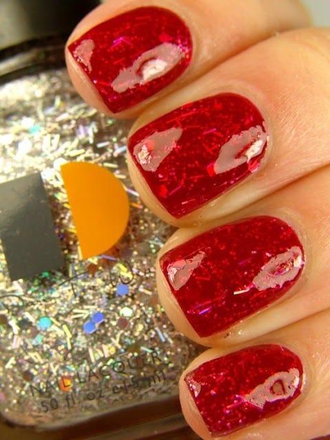 Red Nail Designs 48