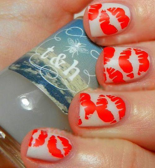 Red Nail Designs 49