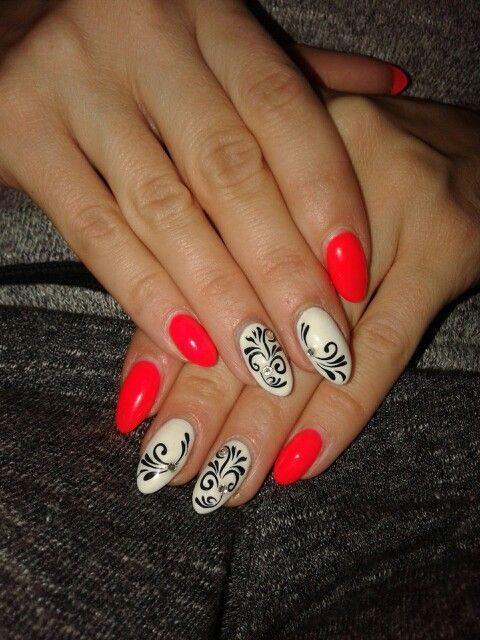 Red Nail Designs 55