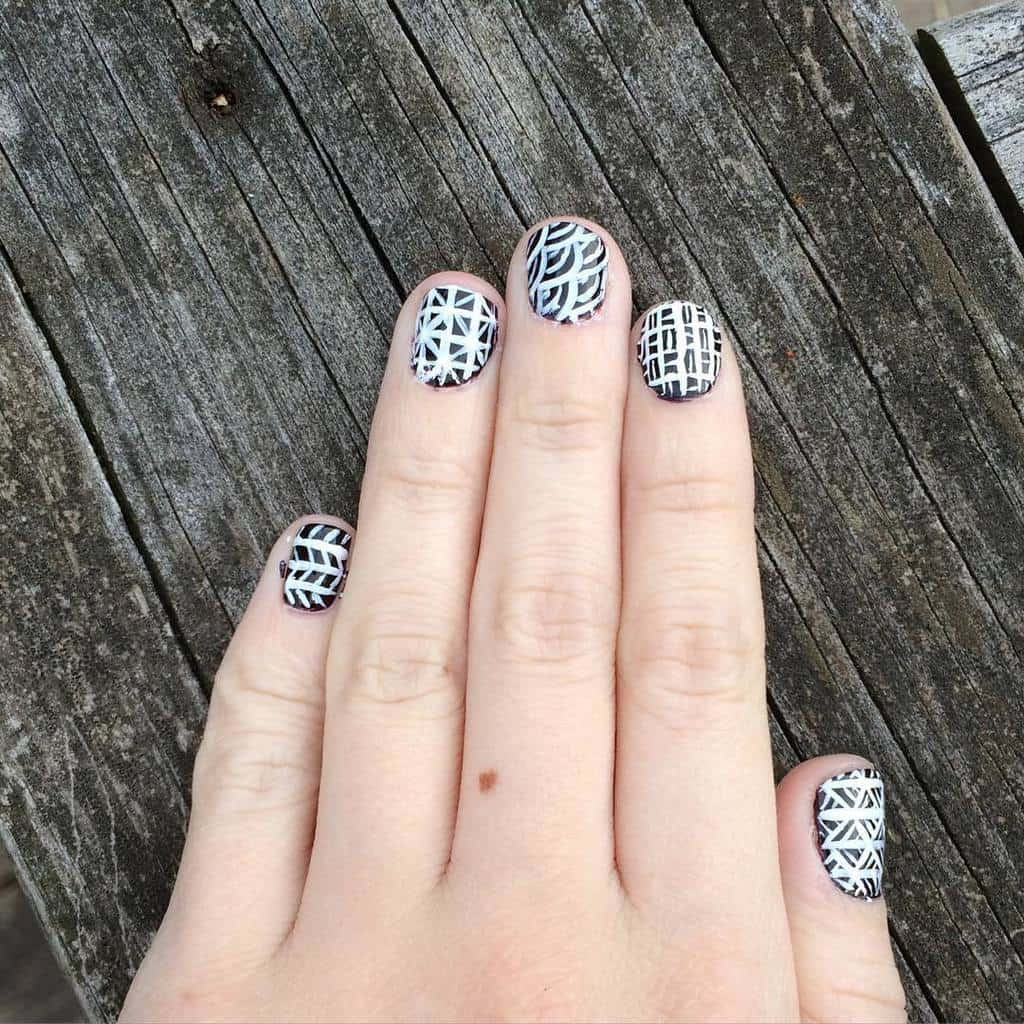 White nail designs51