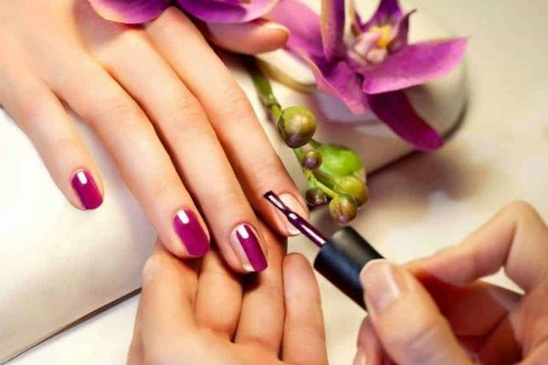 acrylic-nail-art-design