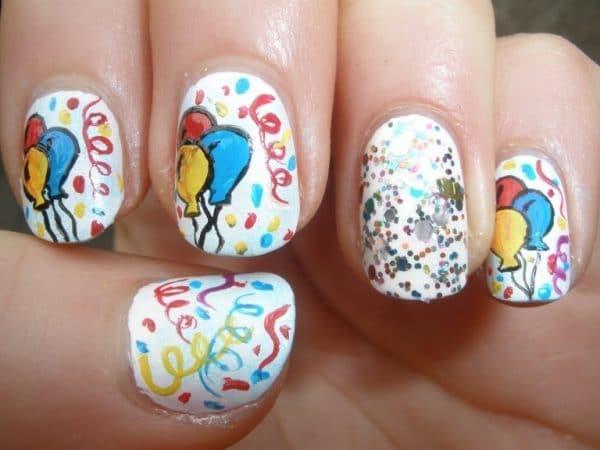 birthday nail designs 9