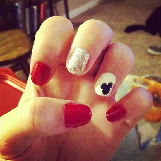 disney nail designs 11