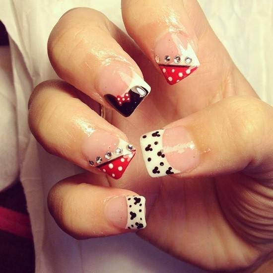 disney nail designs 15