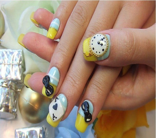 disney nail designs 25