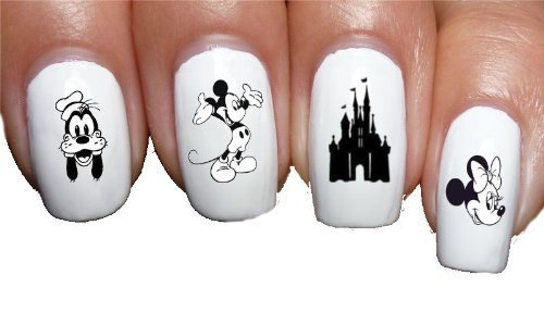 52 Magical Disney Nail Designs You'll Adore