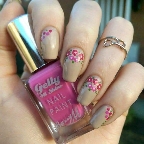 floral nail designs 3
