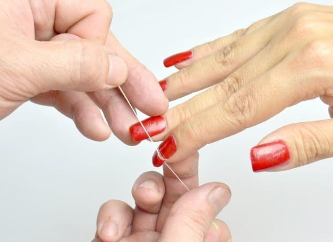 Learn how to do acrylic nails at home