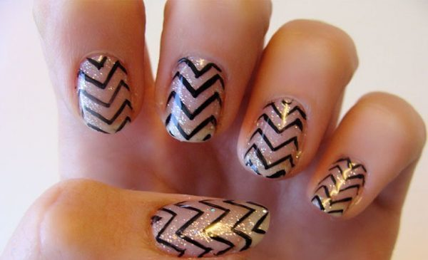 french tip nail designs 15