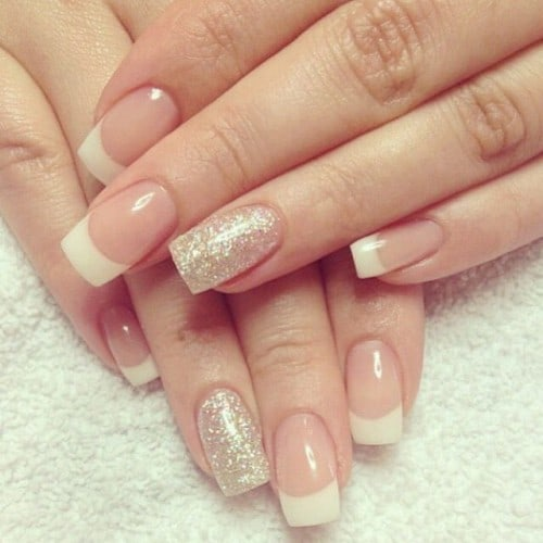 french tip nail designs 20
