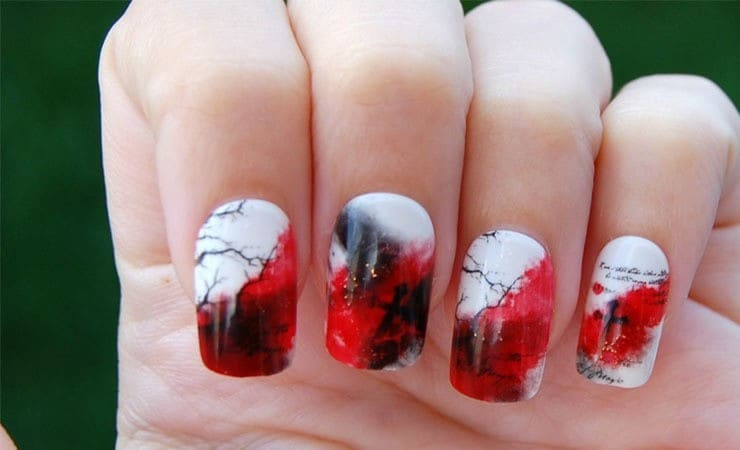 french tip nail designs 30