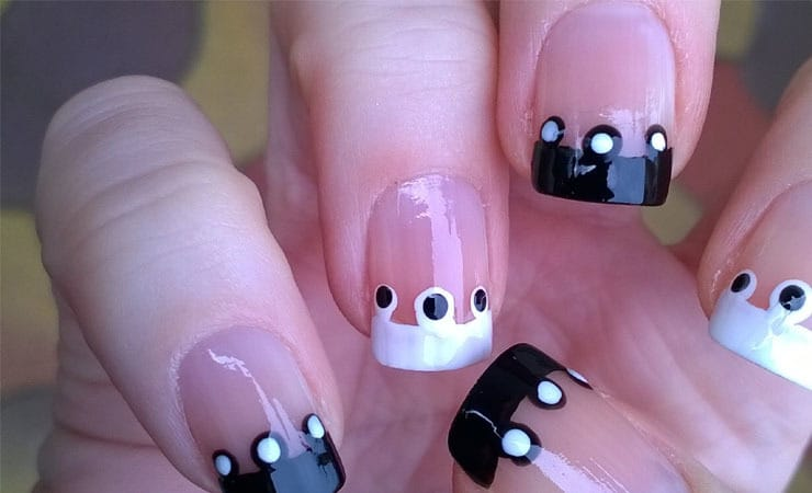 french tip nail designs 42