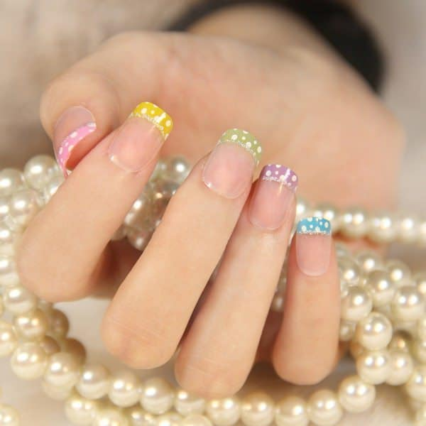 french tip nail designs 48