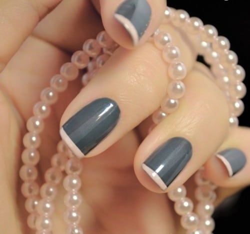 french tip nail designs 9