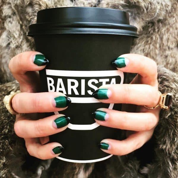 green nail designs 12