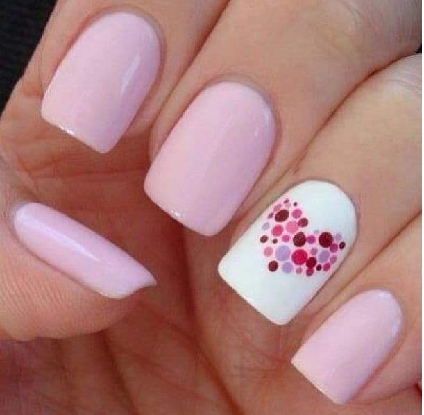 50 hottest pink nail designs trending right now nice pink nail designs prinsesfo Image collections