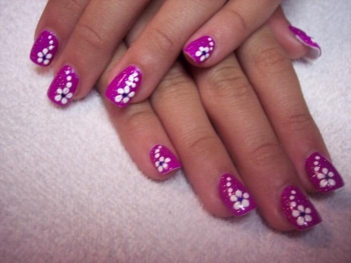 little girl nail designs 5