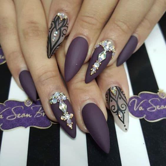 long nail designs 10