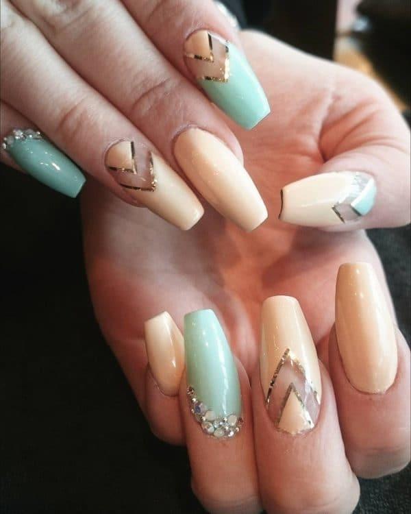 long nail designs 36
