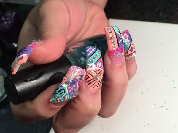 long nail designs 4