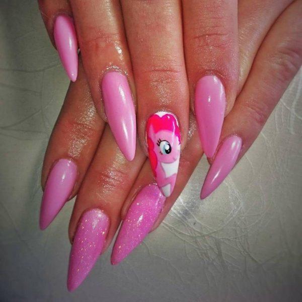long nail designs 41