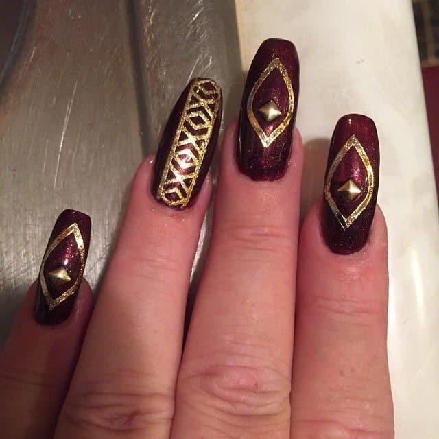 long nail designs 47