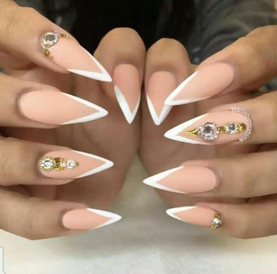 Long Nail Designs 80 Damn Smart Ideas
