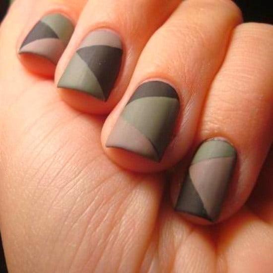 matte nail designs 10