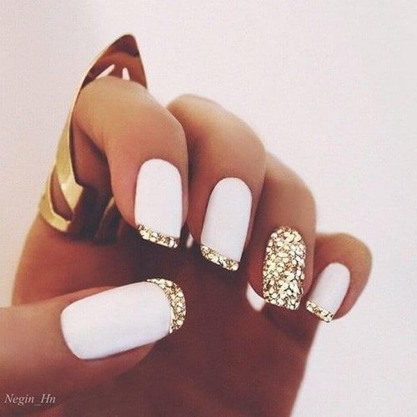 matte nail designs 27