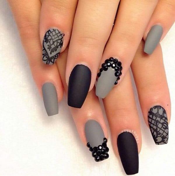 matte nail designs 8 (2)