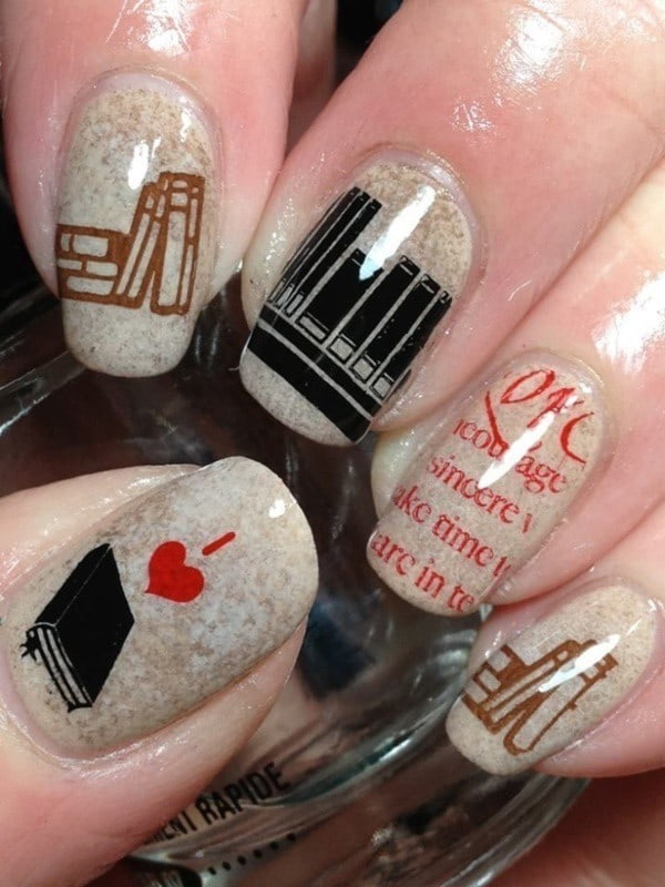 Beautiful nail designs for kids