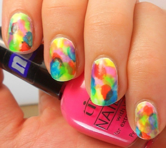 neon nail designs 5