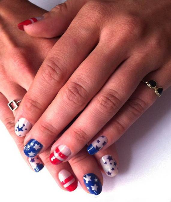 patriotic nail designs 6