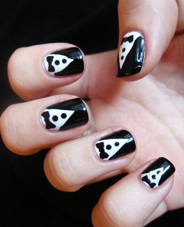 shellac nail designs 14
