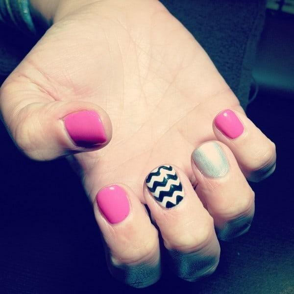 shellac nail designs 18