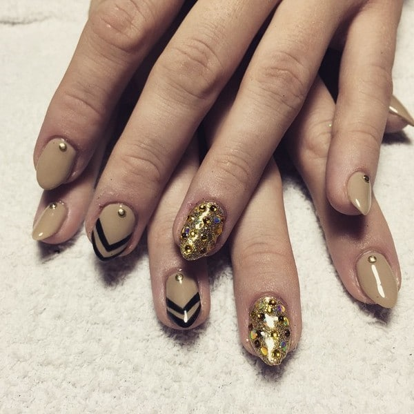 25 spectacular shellac nail design ideas - Shellac Nail Design Ideas