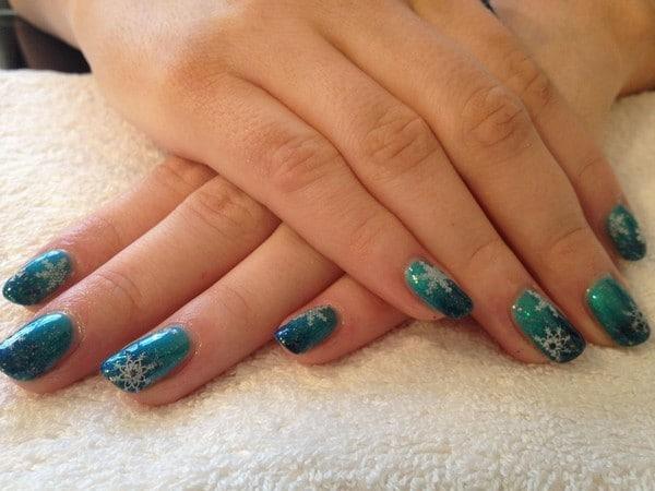 25 spectacular shellac nail design ideas - Shellac Nail Design Ideas