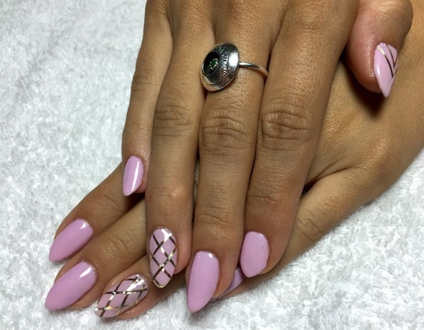 shellac nail designs 7