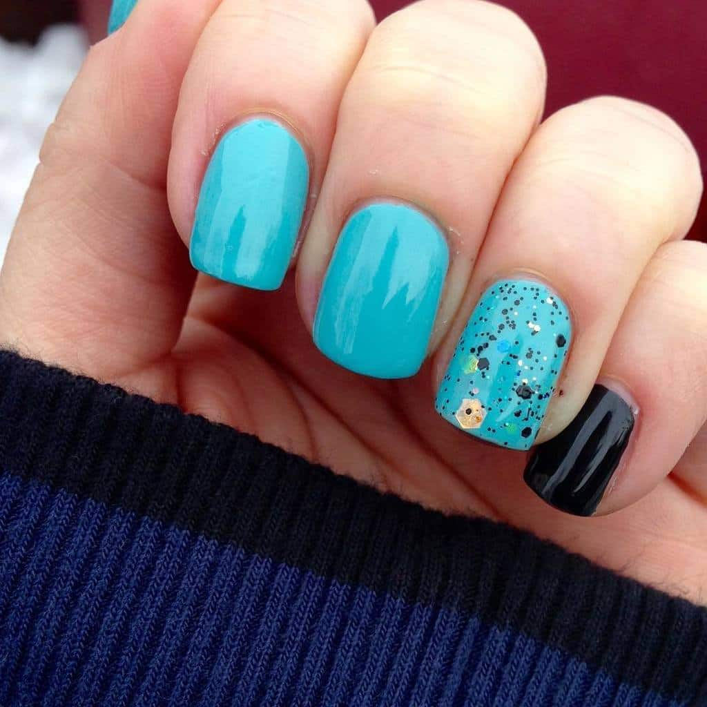 simple & easy nail designs ideas 19