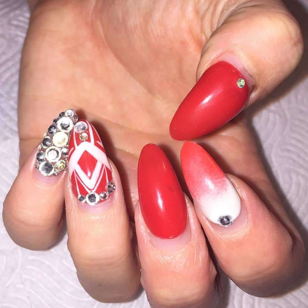 simple & easy nail designs ideas 29