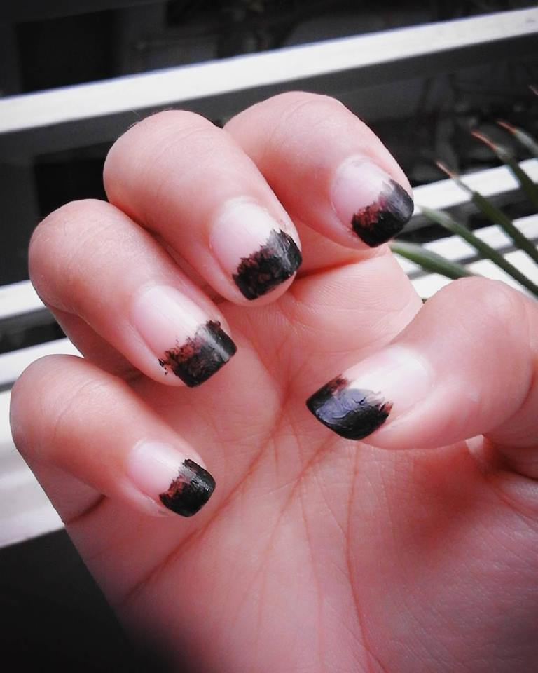 simple & easy nail designs ideas 35