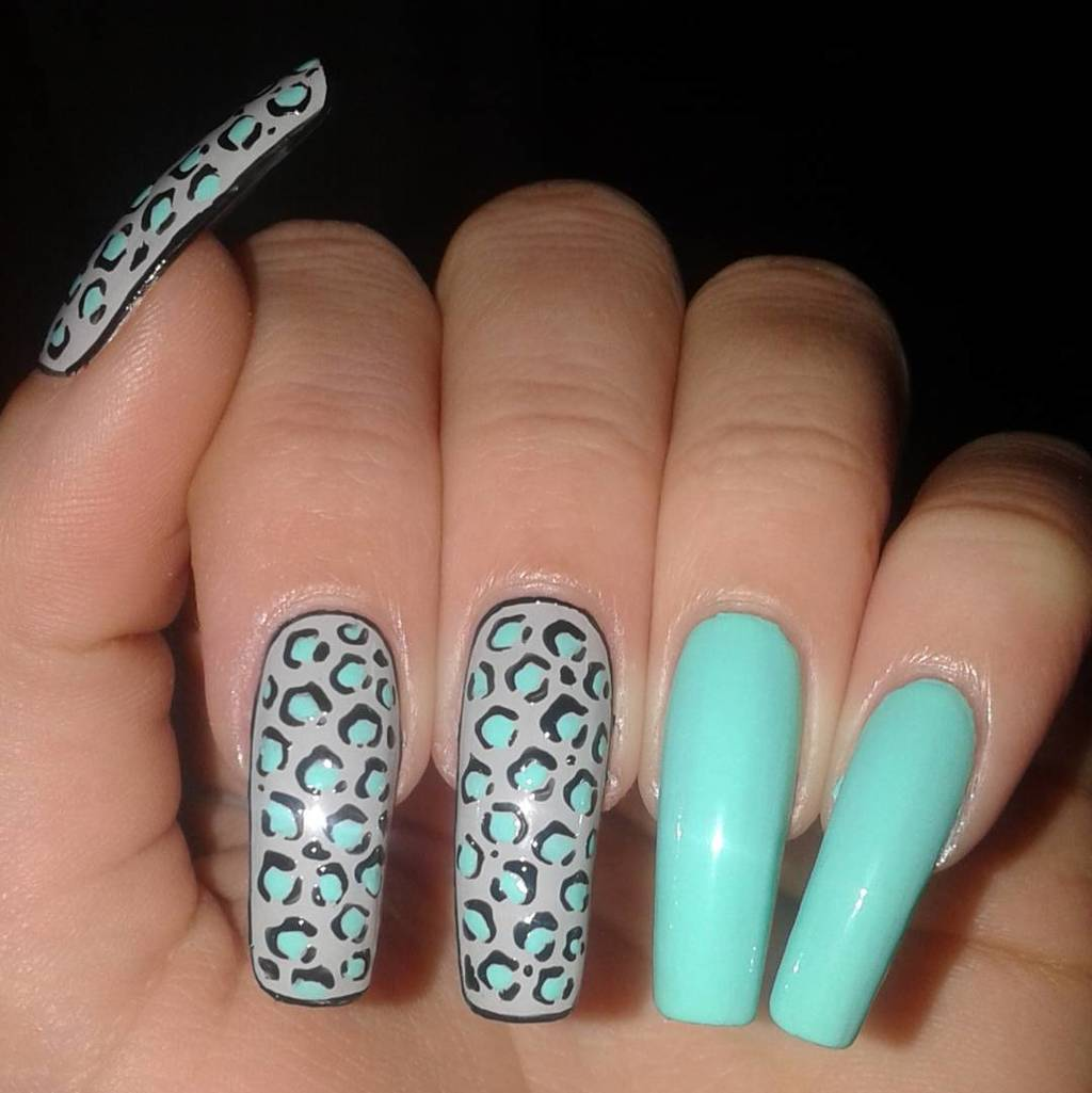 simple & easy nail designs ideas 43