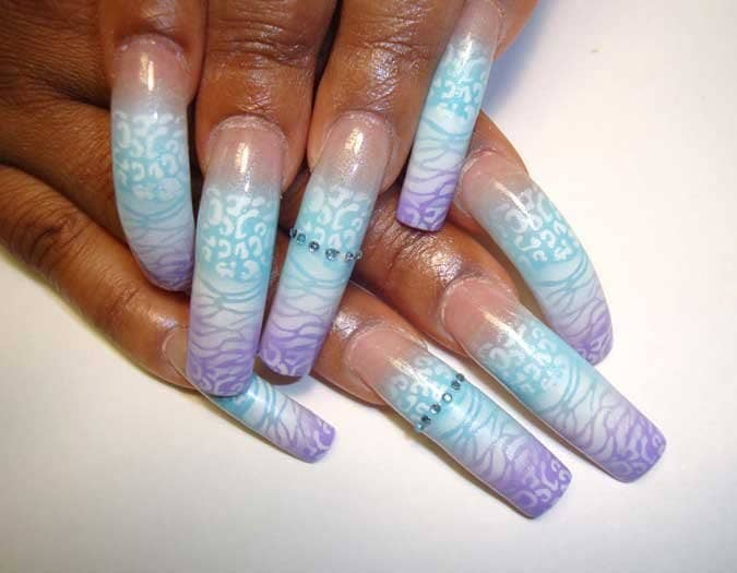 simple & easy nail designs ideas 44