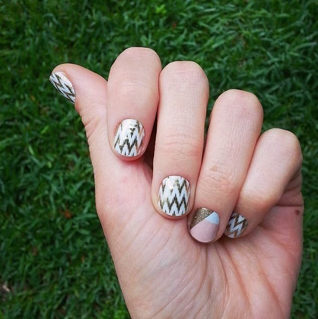simple & easy nail designs ideas 46