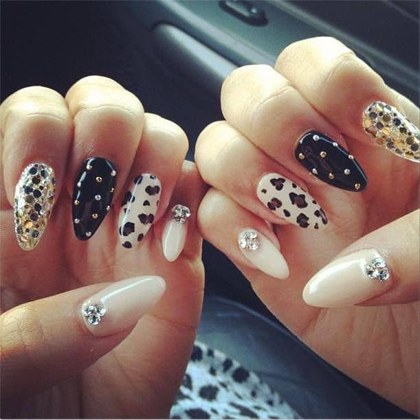 simple & easy nail designs ideas 65