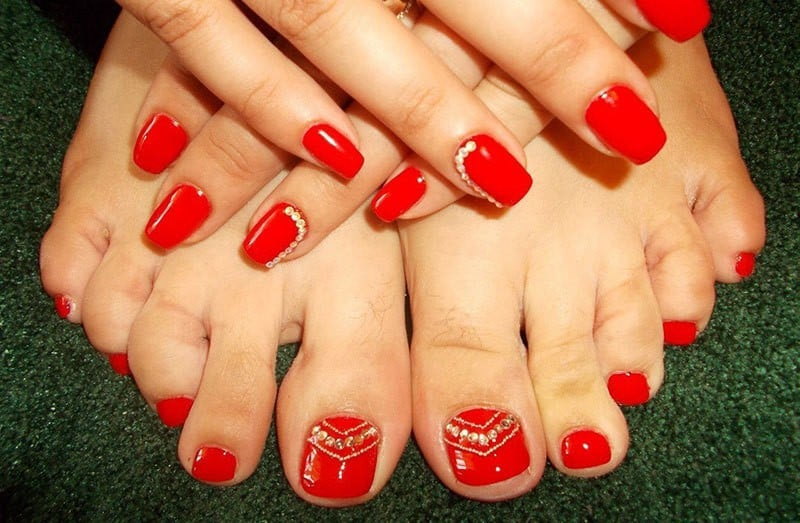 simple & easy nail designs ideas 72